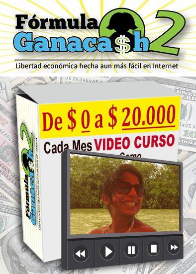 Gana dinero por Internet – Formula GANA CASH