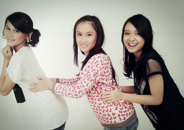 Martha Graciela, Michelle Christo, Aninditha Rahma #JKT48 #AKB48