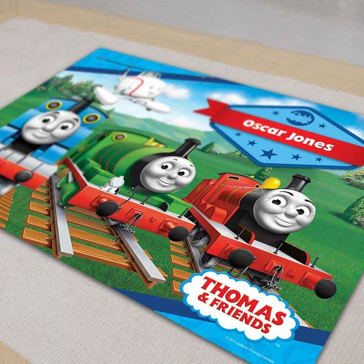 I Just Love It Thomas the Tank Engine Personalised Placemat Thomas the Tank Engine Personalised Placemat - Gift Details. Want to get them something practical... something theyll adore? Our Thomas the Tank Engine Personalised Placemat is here to help!. This cut http://www.MightGet.com/january-2017-11/i-just-love-it-thomas-the-tank-engine-personalised-placemat.asp