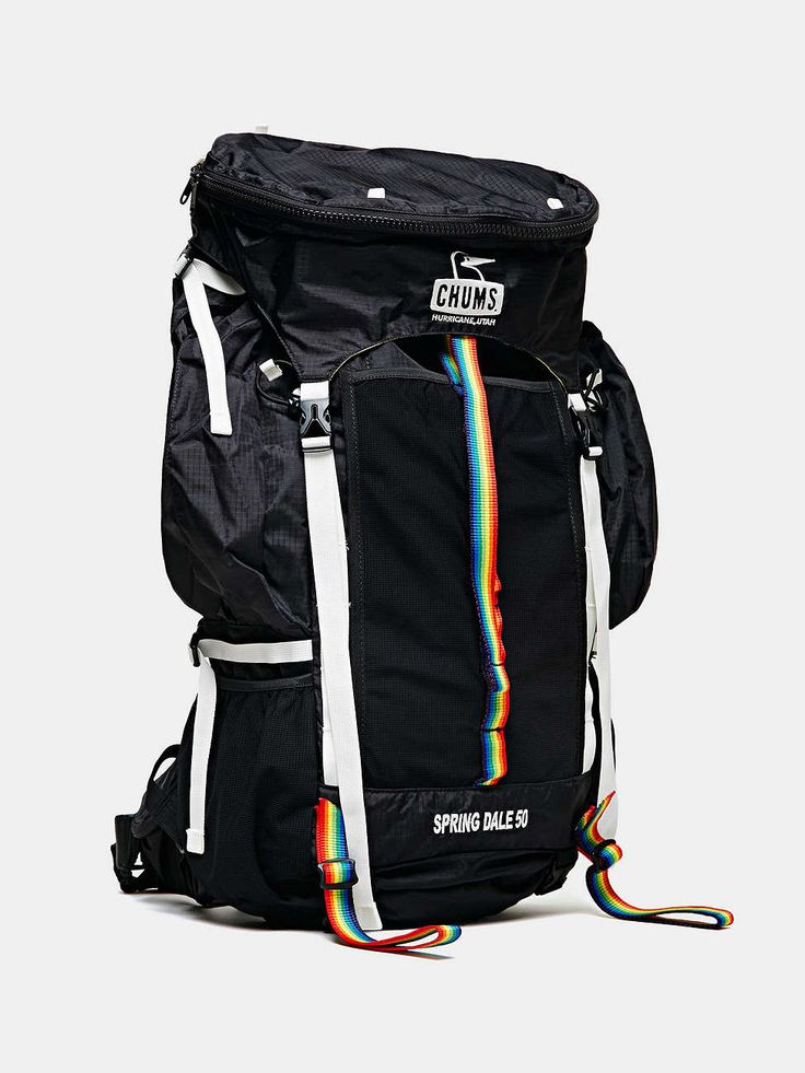chums spring dale 50 II backpack, urban outfitters.