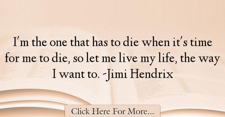 Best 25+ Jimi Hendrix Quotes Ideas On Pinterest