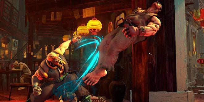 Street Fighter V'in Beta Süreci Bugün Başlıyor!