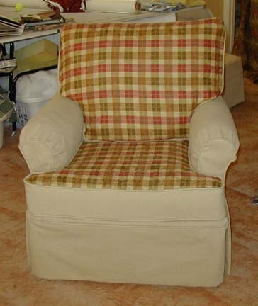 Slipcovers new looks and the back on pinterest