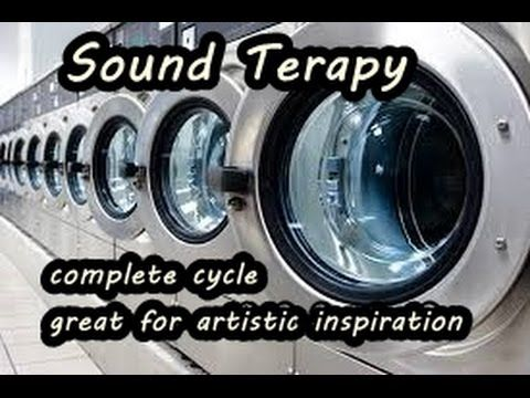 Washing Machine Sound - Relaxation - Stimulates Inspiration -