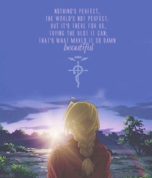 Fullmetal alchemist, Edward, quotes