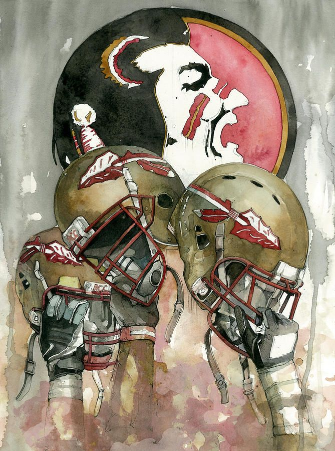 Florida State Seminoles by Michael Pattison - Florida State ...