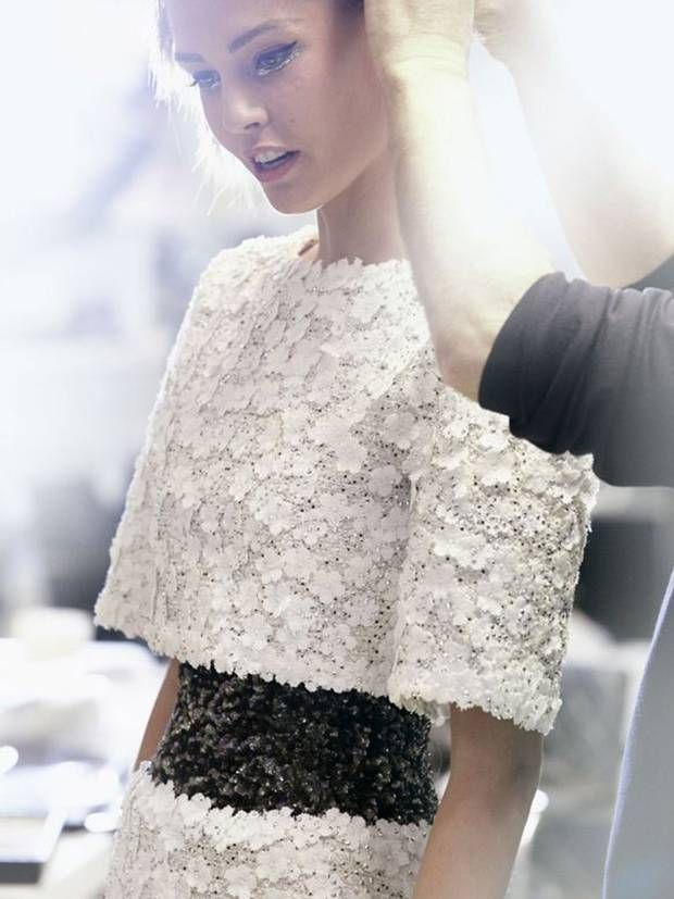 behind the scenes haute couture