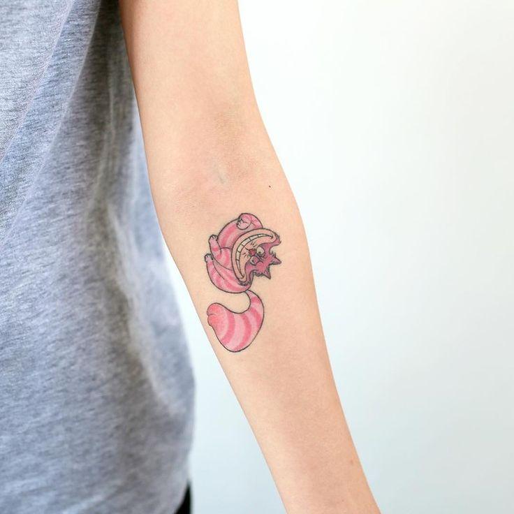 Татуировки с героями Диснея: идеи, фото http://be-ba-bu.ru/interesno/art/tatuirovki-s-geroyami-disneya-idei-foto.html