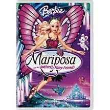 Barbie Mariposa (Widescreen) | Shop entertainment, movies_and_tv| Kaboodle