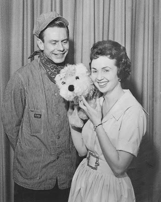 Miss Barbara from Romper Room and Captain Penny