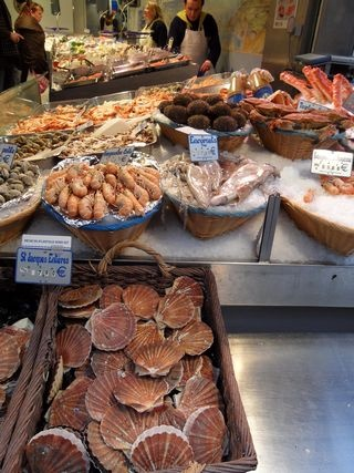 Parisian Seafood Market   SAM_0068