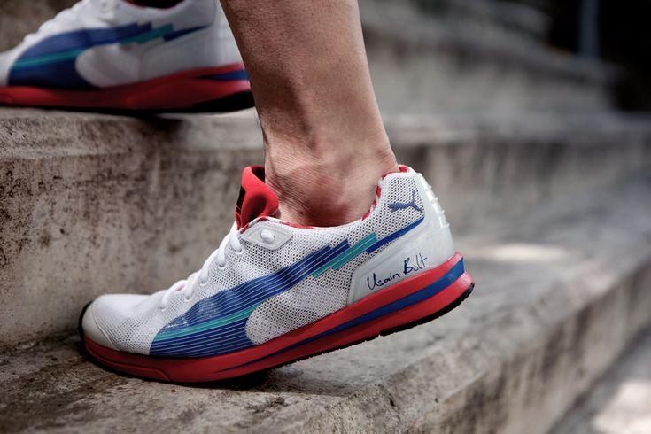 PUMA evoSPEED Runner Usain BoltRunning Shoes, Evospe Usain, Runners Usain, Evosp Runners, Pumas Evospe, Evospe Runners, Guys, Evosp Usain, Usain Bolt