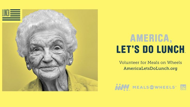 Spunky seniors invite you to lunch in delightful Meals on Wheels campaign