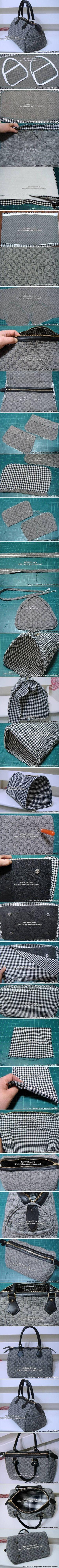 DIY Nice Fashionable Handbag DIY Nice Fashionable Handbag by diyforever