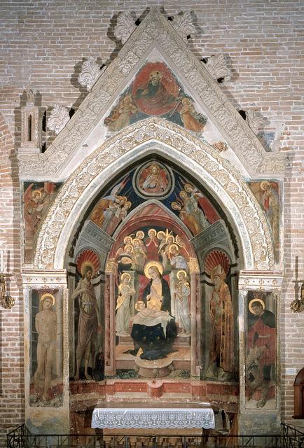 Sarnano, Chiesa di Santa Maria di Piazza   Flickr – Condivisione di foto!