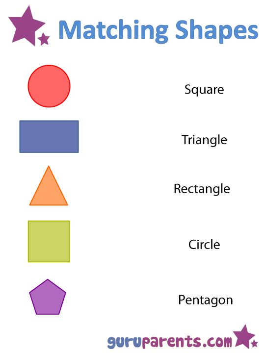 The 25+ best Shapes worksheets ideas on Pinterest | Tracing shapes ...