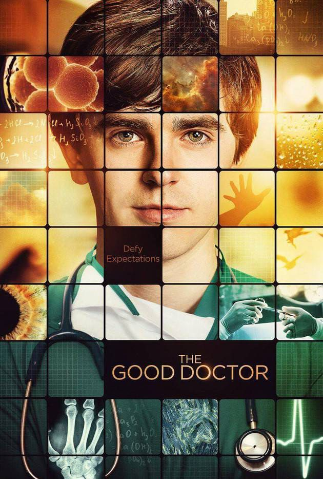 The Good Doctor (ABC-September 25, 2017) an American medical-drama television series, developed by David Shore and Daniel Dae Kim, based on 2013 South Korean series.  Shaun Murphy, a young pediatric surgeon with autism and savant syndrome at San Jose St. Bonaventure Hospital. Stars: Antonia Thomas, Nicholas Gonzalez, Chuku Modu, Beau Garrett, Hill Harper, Freddie Highmore, Richard Schiff.