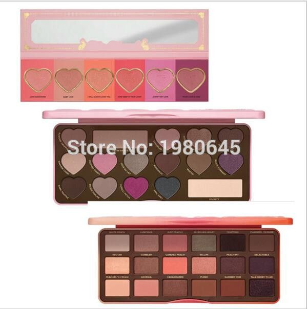Trackable New Sweet Peach chocolate love flush EyeShadow matte eye shadow face matte eyeshadow Natural Nudes Eyeshadow Palette-in Eye Shadow from Health & Beauty on Aliexpress.com | Alibaba Group