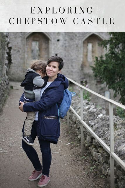 Side Street Style: Exploring Chepstow Castle with kids. Family friendly historical day trips in Wales