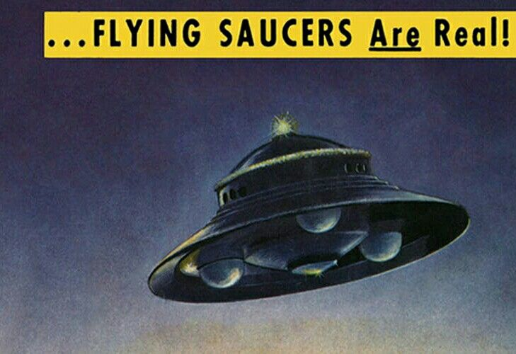 UFO's are real
