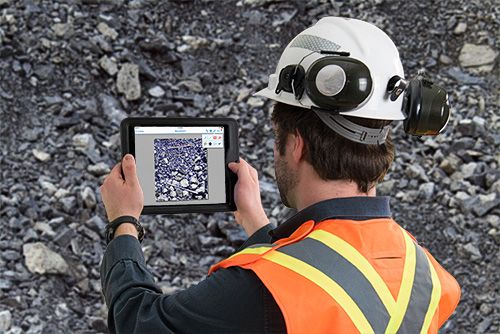WipFrag, the number one name in fragmentation analysis for desktop computers is now available for tablets and smartphones in the Apple App Store. #appstore #mining #metallurgy #technology #WipWare #fragmentationanalysis #blastoptimization #wipfrag