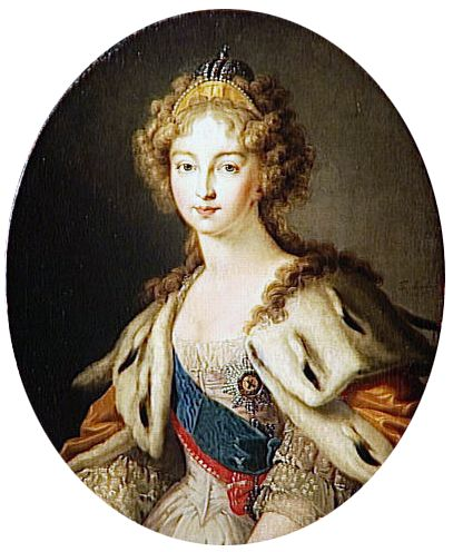 Tsarina Elizabetha Alexeievna