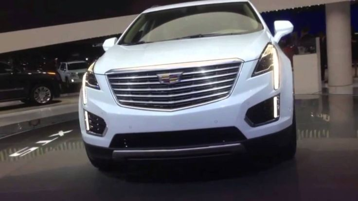 2017 Cadillac XT5 Crossover [REVIEW]
