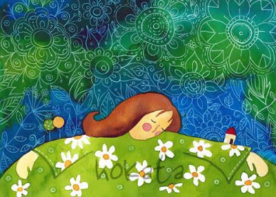 HOKATA MESÉS VILÁGA - BLOG: Álmodj szépet