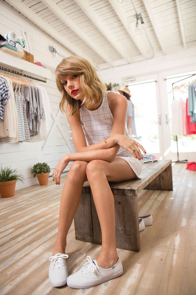keds white taylor swift