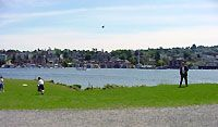 Gasworks Park in Fremont, 2101 N Northlake Way