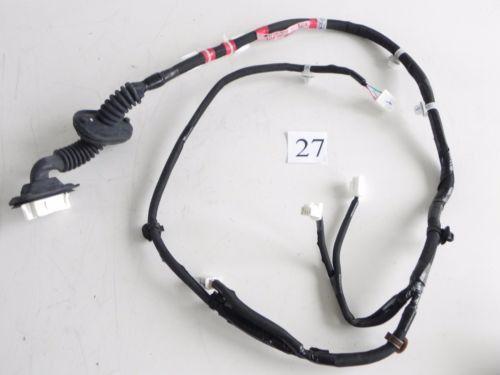 Wiring harness lexus lfa