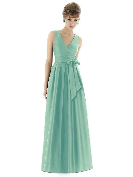 Pretty. Alfred Sung Style D669 http://www.dessy.com/dresses/bridesmaid/d669/#.VLXuMqAo7qA