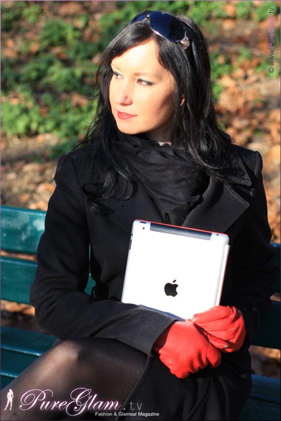 Roeckl Handschuhe für IPAD Iphone und Smartphones – Details und Video