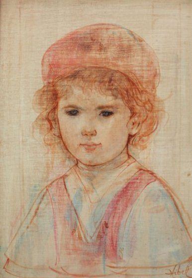 Joshua by Edna Hibel