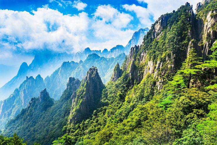 Национальные парки Китая: горы Аватара, Каменный Лес и терракотовая армия - 2017 - Тур из Израиля в Китай | Турлидер. Отдых, туры, путешествия из Израиля.