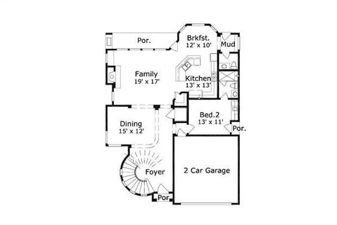 Ohp House Plans House Plans Mediterranean House Plan Monster House Plans