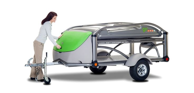 Sylvan Mni Cooper camper trailer