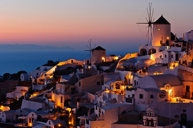 Santorini island, the place i could live forever. #myforeverdream