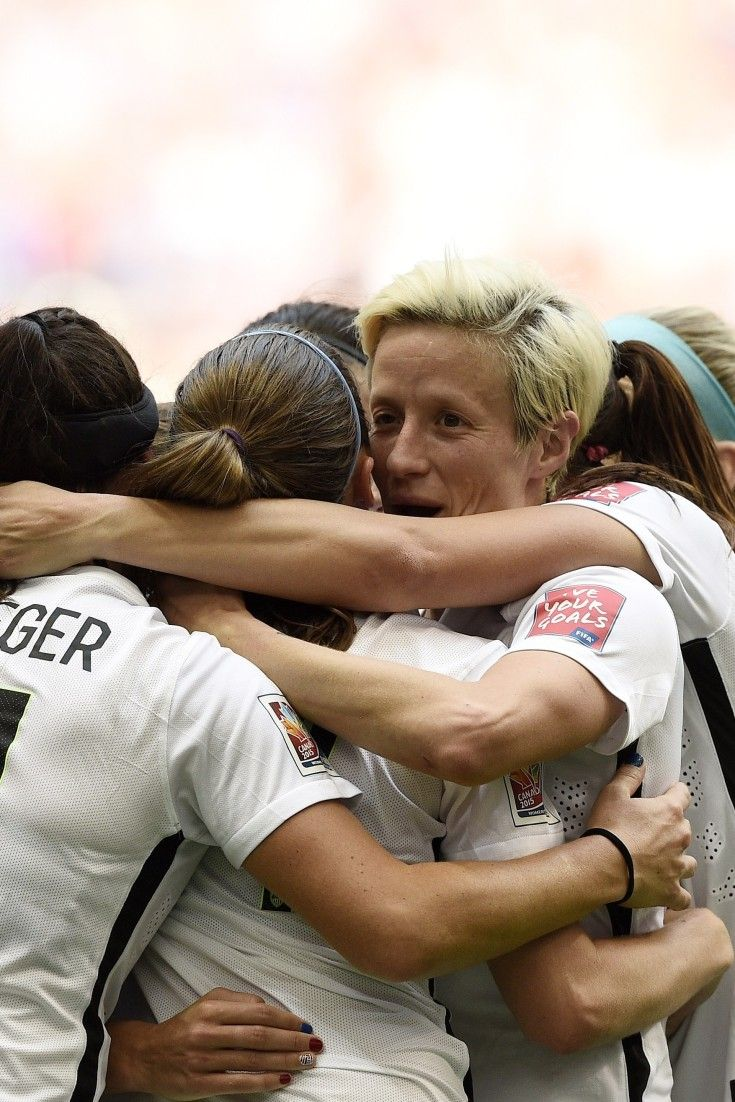 U.S.A. Beats Japan 5-2 To Win Womens World Cup