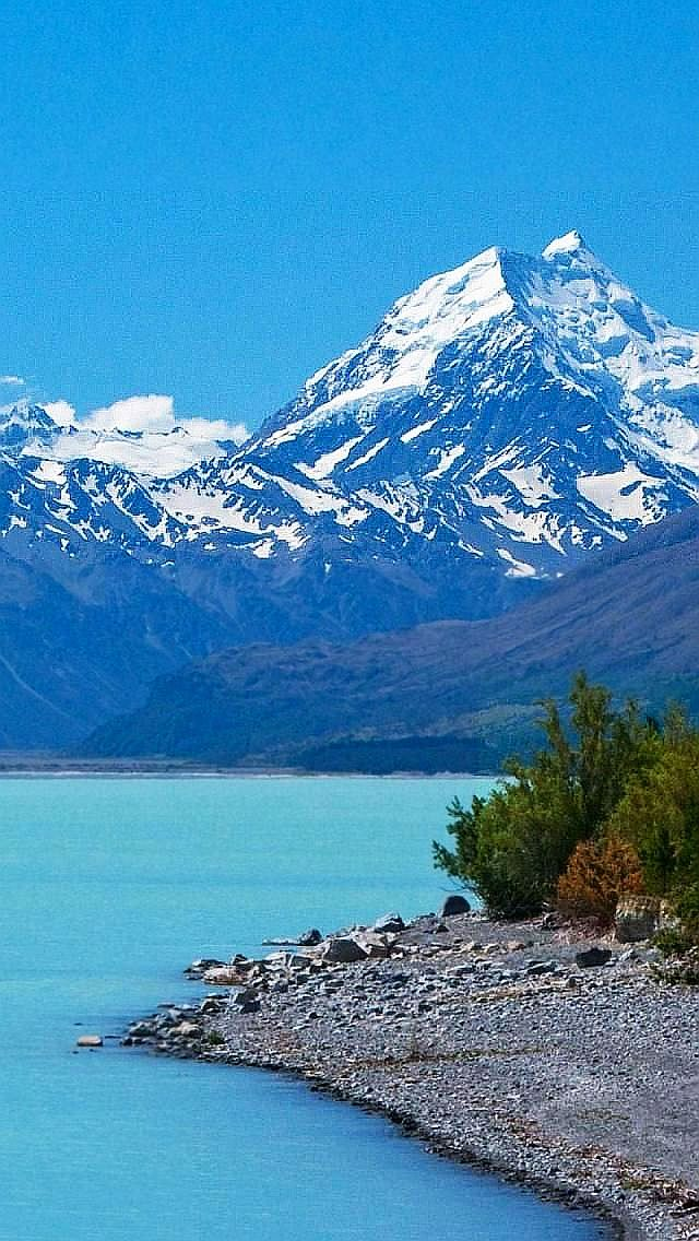 ✯ Mount Cook National Park - Otago, New Zealand