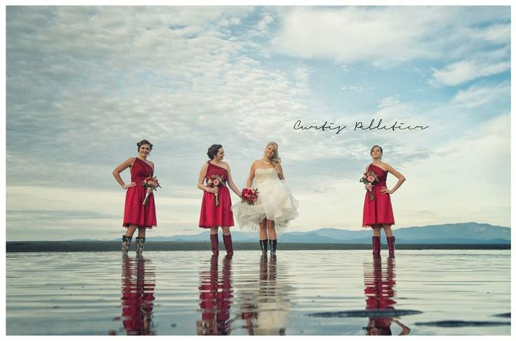Photo by Curtis Pelletier Photography — at The Beach Club Resort - Vancouver Island Weddings - Parksville Weddings
