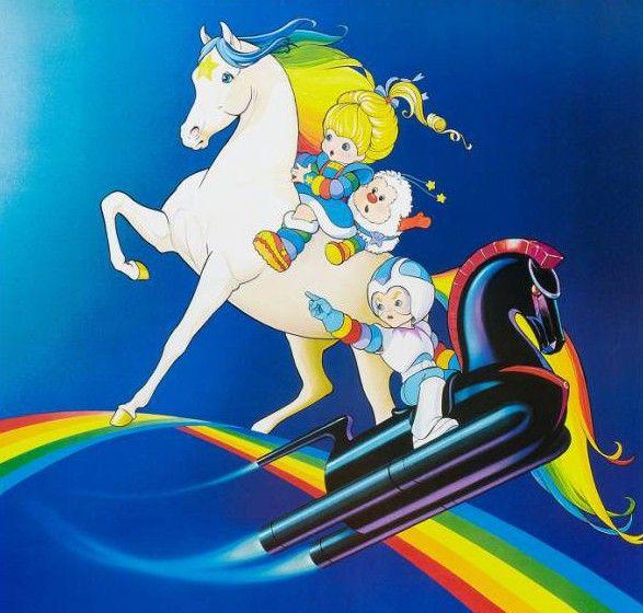 New Rainbow Brite cartoon in the works!!!