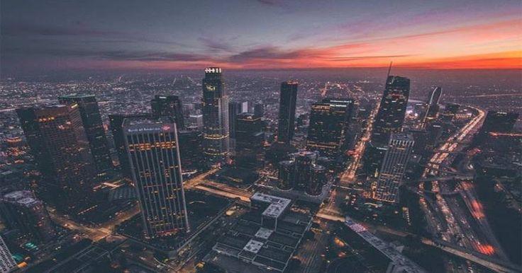 Λος Άντζελες: Η Πόλη των Αγγέλων «ξεδιπλώνεται» στα μάτια σας (φωτό)
