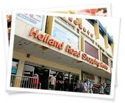 Holland village Singapore - how many dozens of times did we visit Holland Village?  I spent a lot of money there!
