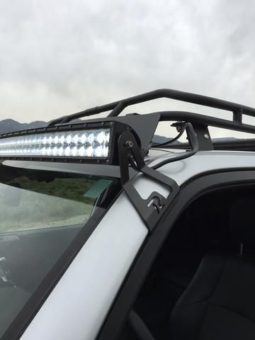 "2014-2016 Toyota 4Runner - 50"" Curved LED Bracket                                                                                                                                                     More"