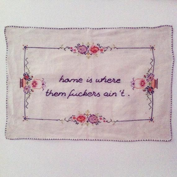 It sure is. I have to embroider this ASAP!
