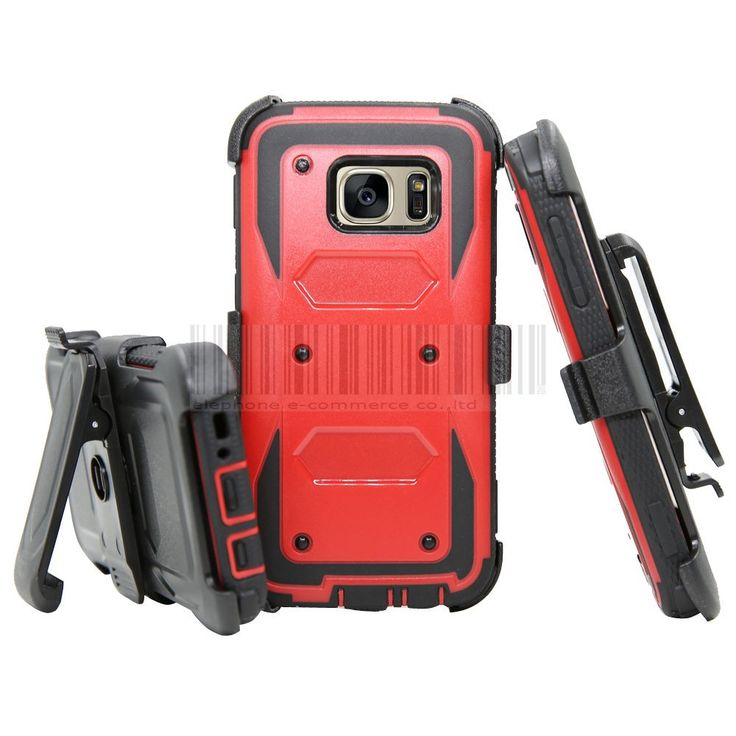Heavy Duty Anti-Shock Future Armor Protective Case Cover+Holster With Belt Clip For Samsung Galaxy S7 G930 G9300 //Price: $8.55//     #onlineshop