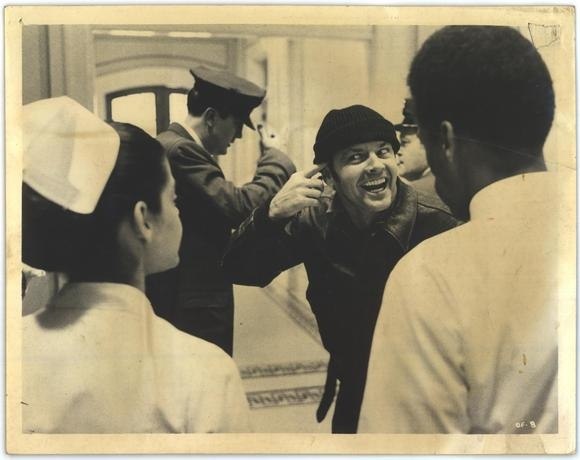 the unforgettable scenes in one flew over the cuckoos nest by ken kesey 10 reasons why 'one flew over the cuckoo's nest' is a masterpiece  known as big nurse in the ken kesey novel  about the cinemaholic twitter facebook.