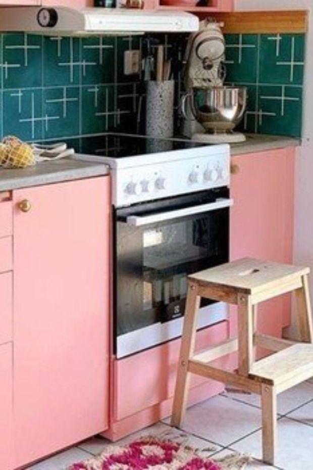 قبل تجهيز المنزل الجديد ٤٢ شيئ ا يجب توافره في مطبخك Kitchen Double Wall Oven Kitchen Appliances