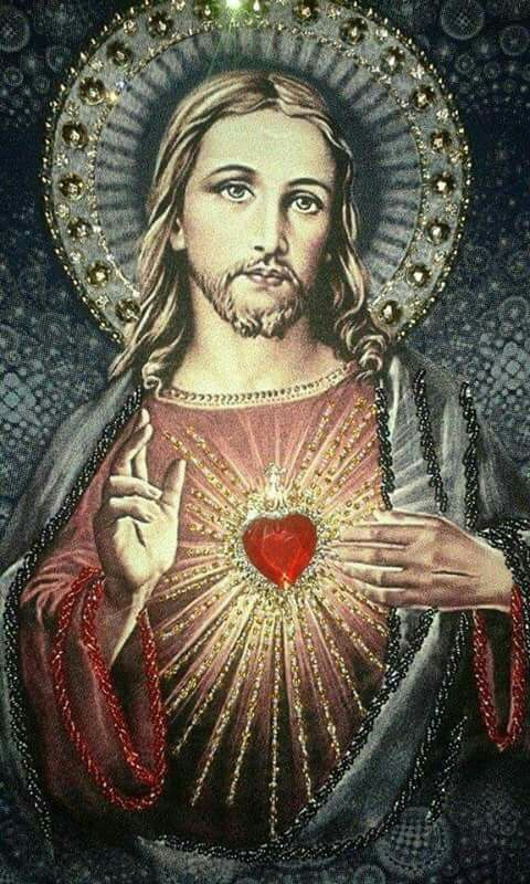 Sacred heart of Jesus                                                                                                                                                     More